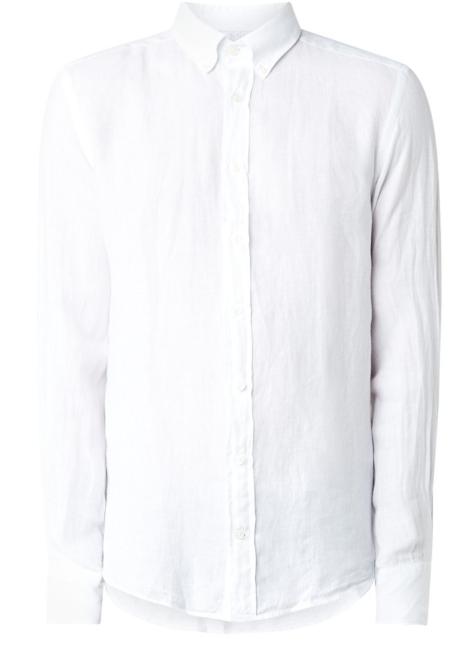 Mannen Blouse Of Overhemd.Waarom Het Witte Hemd Een Must Have Voor De Zomer Is Man Man