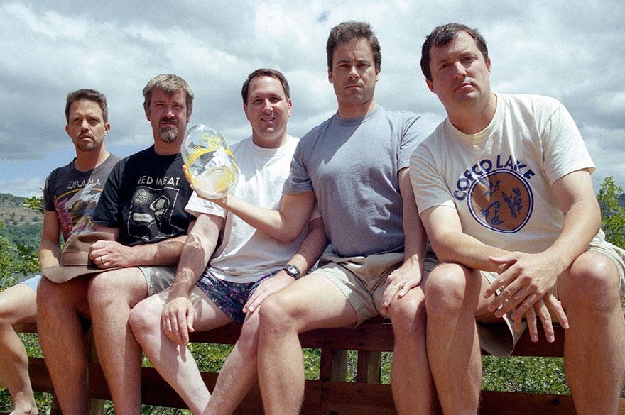 2002 vriendengroep MAN MAN