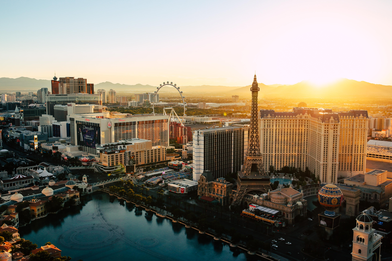 Vegas Jet lag