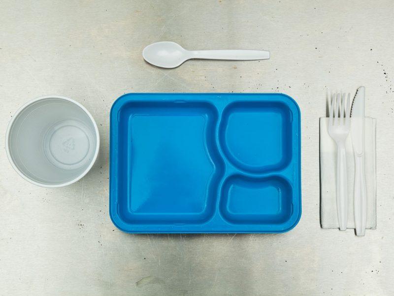 gevangenis eten man man 3
