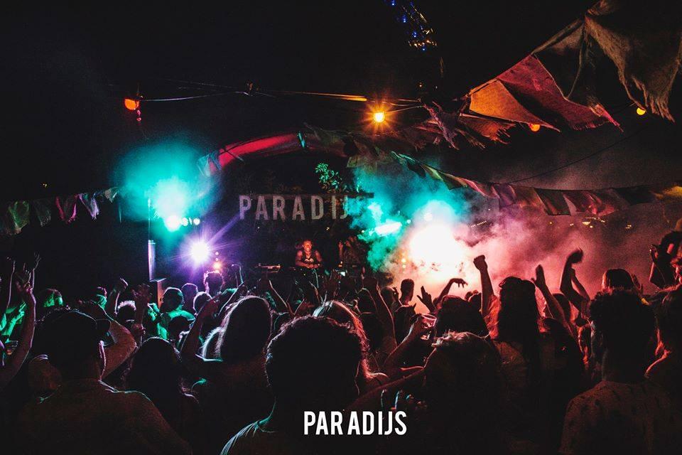 Paradijs MAN MAN
