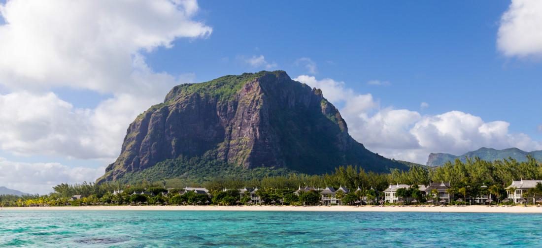 Mauritius - Roadtrip - route
