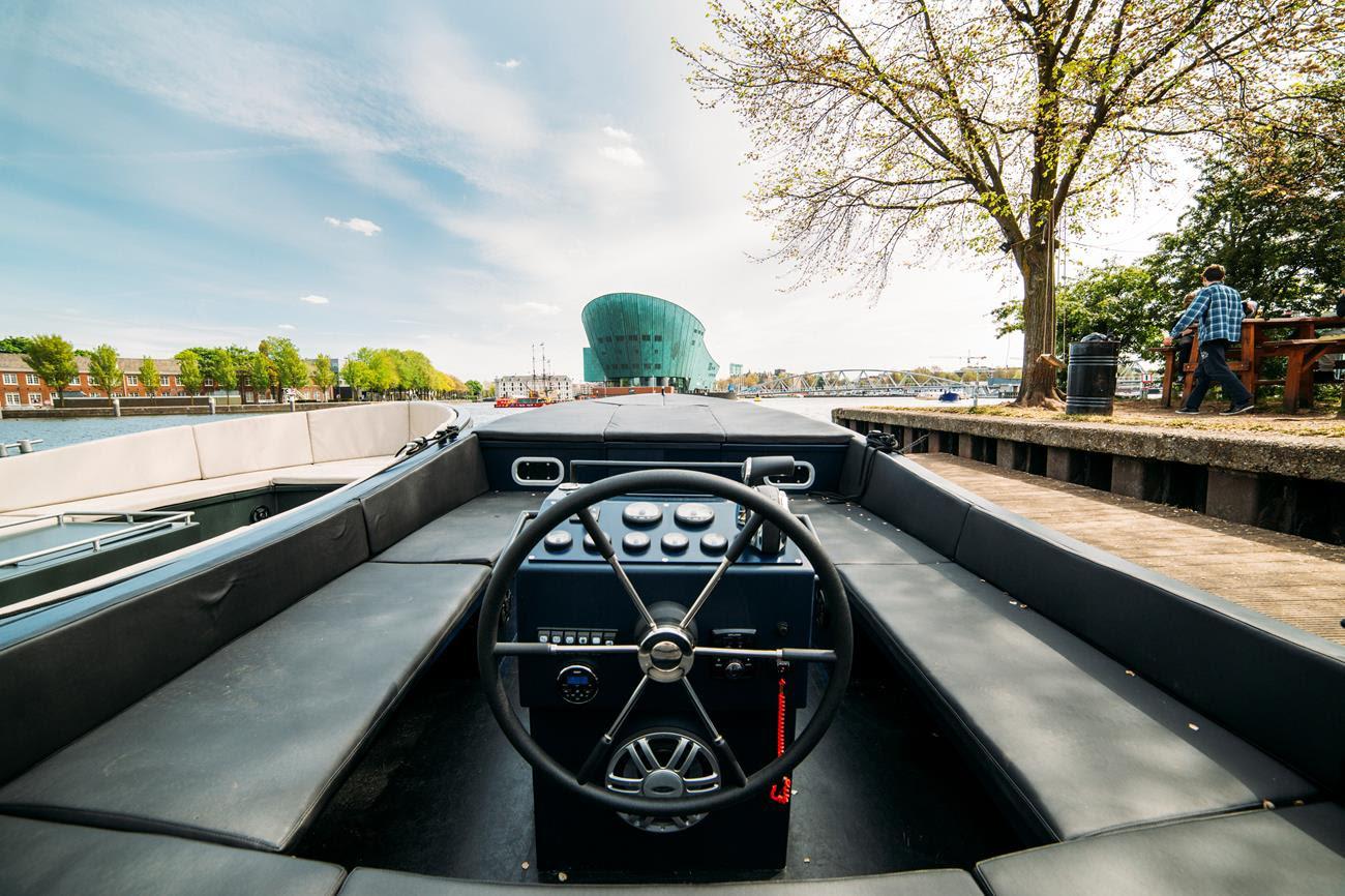 Lekker Boats Damsko MAN-MAN 2
