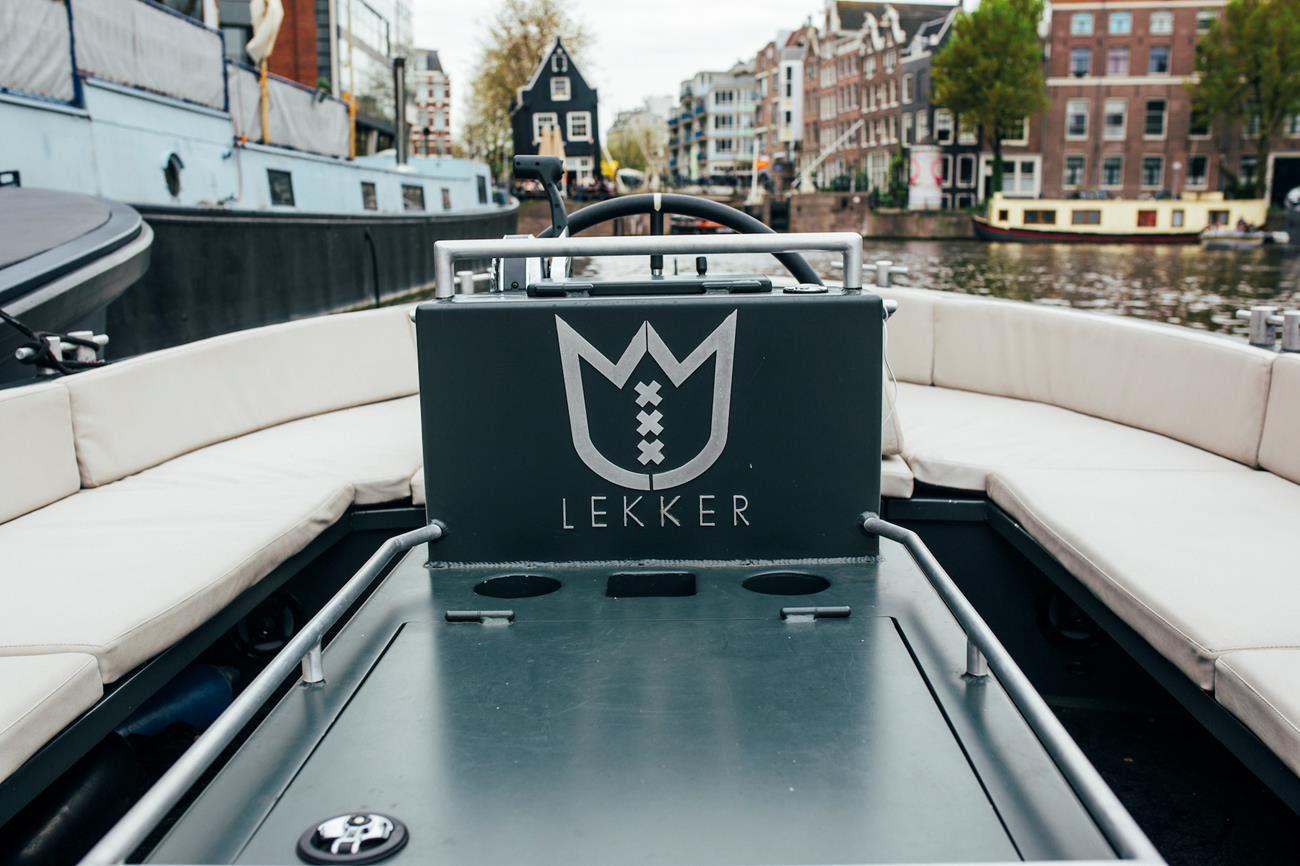 Lekker Boats Damsko MAN-MAN 4