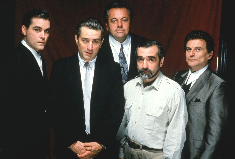 Goodfellas Scorsese Man MAN