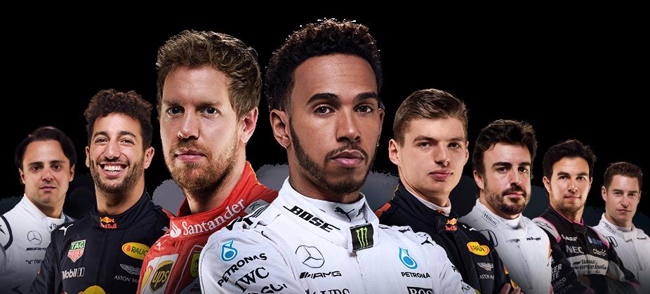 F1 2017 MAN MAN