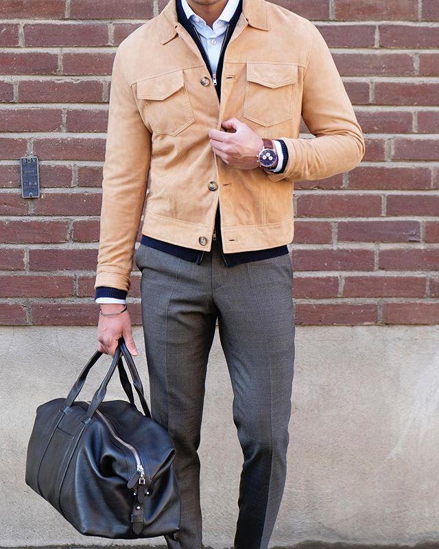 9 manieren om een pak te dragen Man-Man (38)
