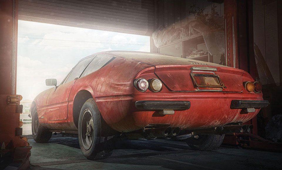 Ferrari Daytona MAN-MAN 14