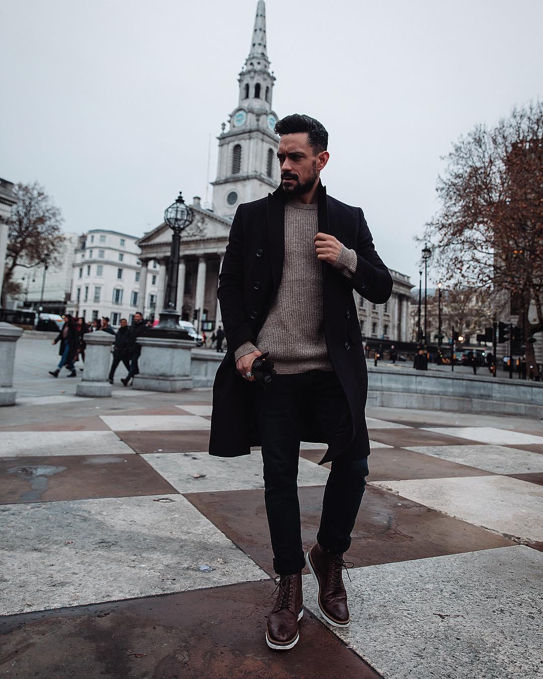 boots winter schoenen heren MAN MAN