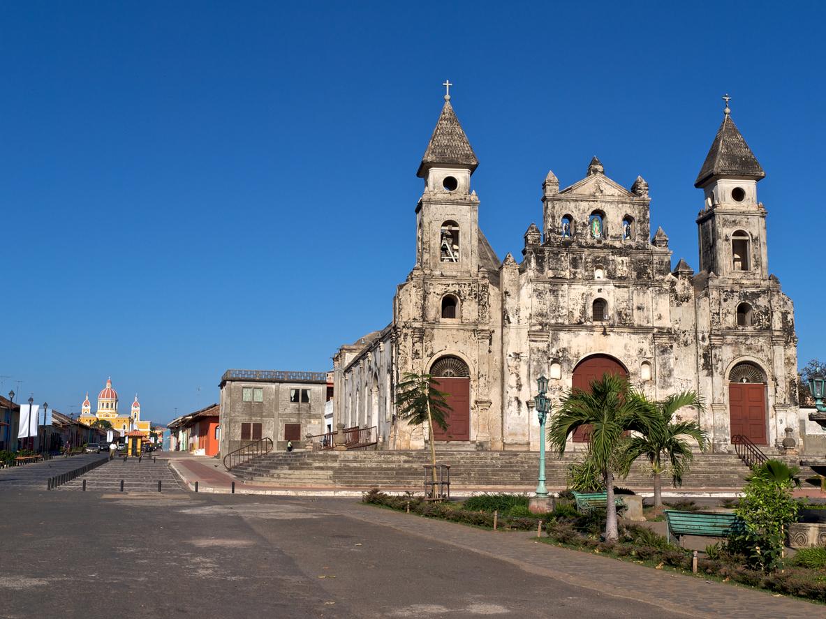 Nicaragua Centraal Amerika