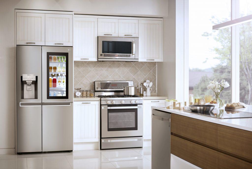 Deze koelkast van LG zet de standaard MAN-MAN