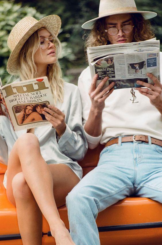 Waarom vrouwen geen badboy meer willen MAN-MAN