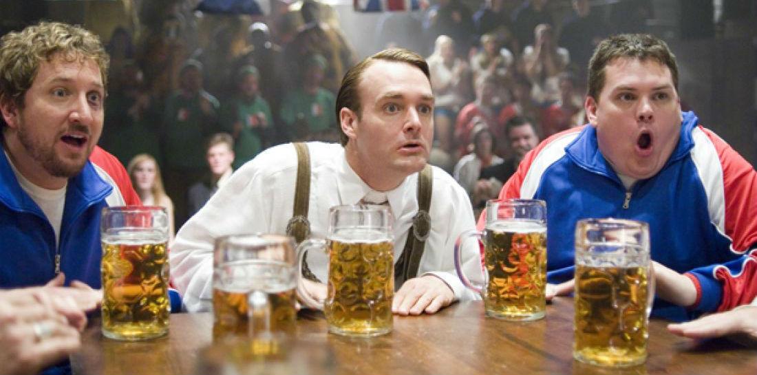 Bier drinken alcohol MAN MAN