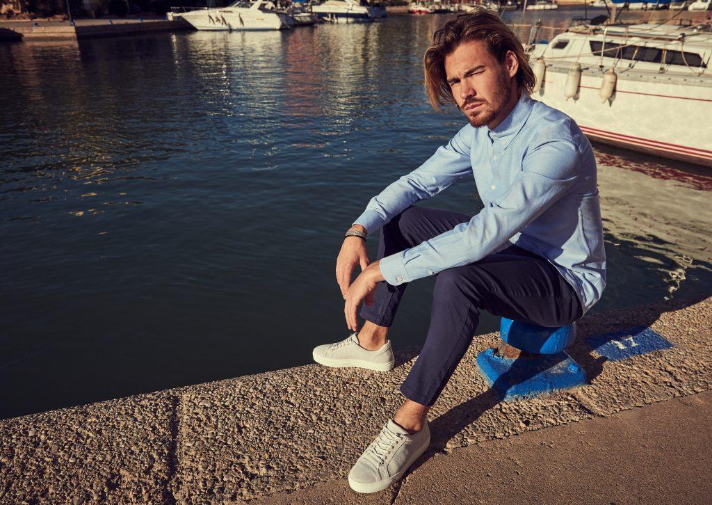 Nolson shirt herenkleding Nederlands merk MAN-MAN