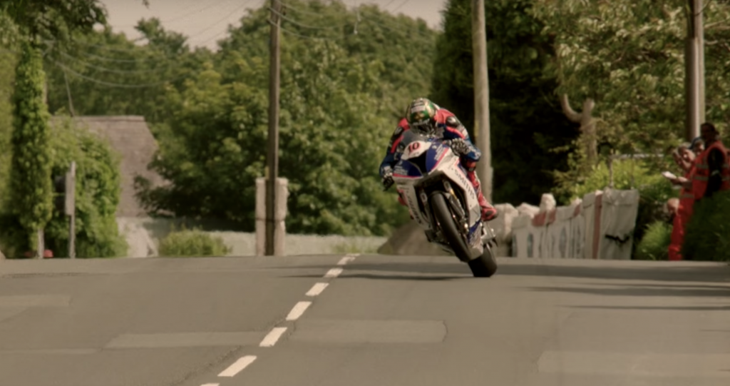 TT van Isle of Man promovideo MAN-MAN