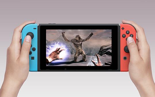 games op de nintendo switch MAN-MAN
