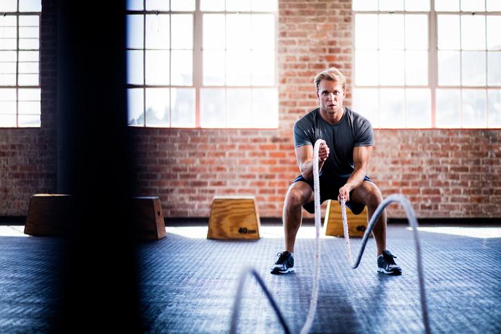 melkunie sporten spieropbouw MAN-MAN