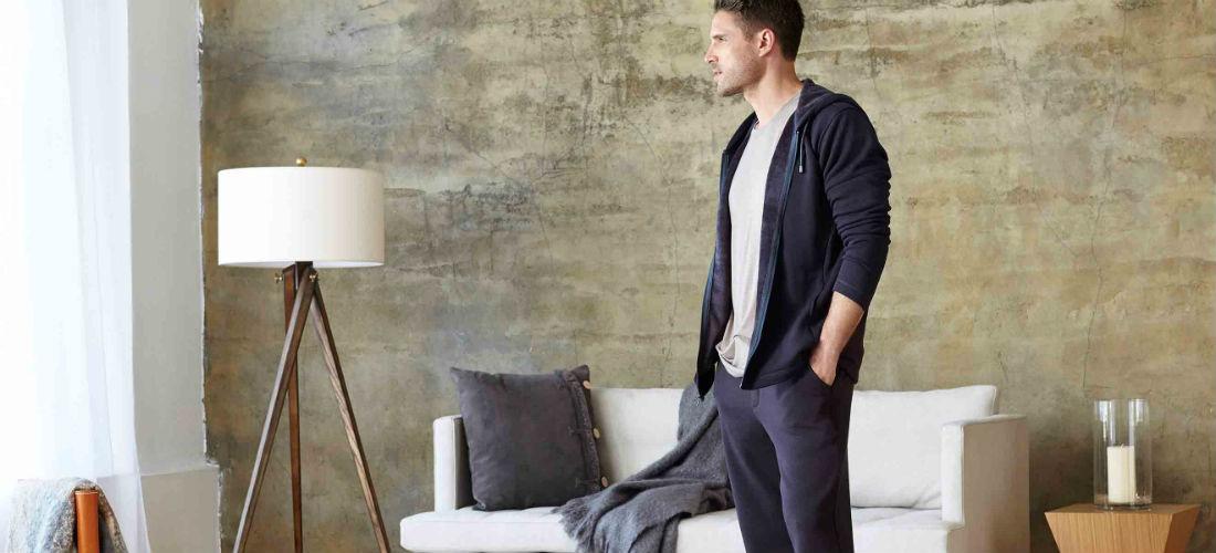 loungewear man man