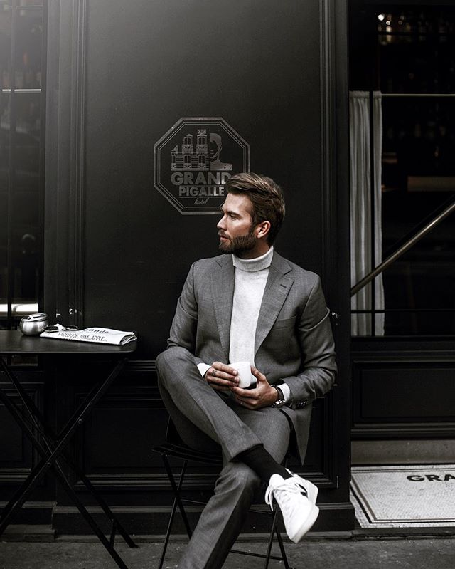 stijlvolste trui man man