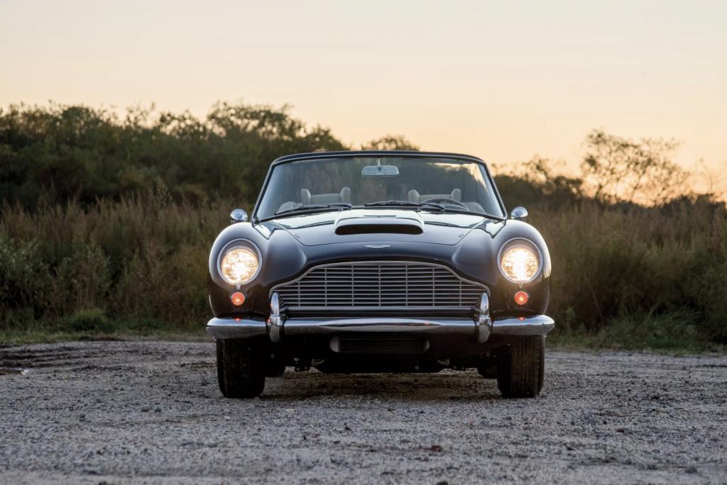 Aston Martin DB5 convertible RM Sotheby's MAN-MAN