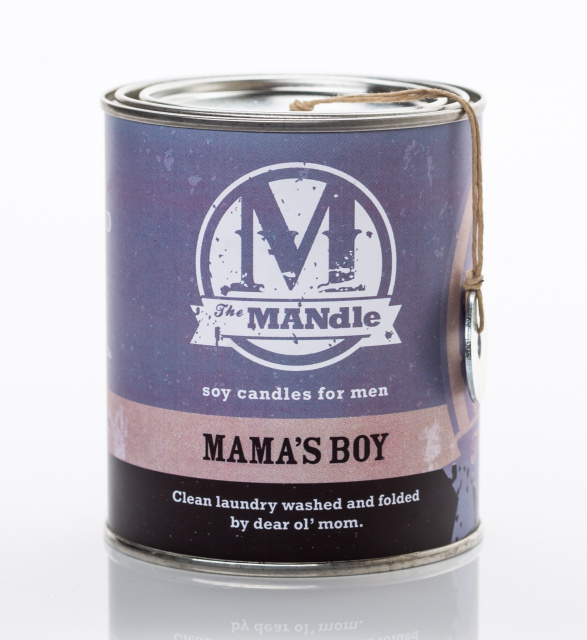 Eco candle co. MAN MAN
