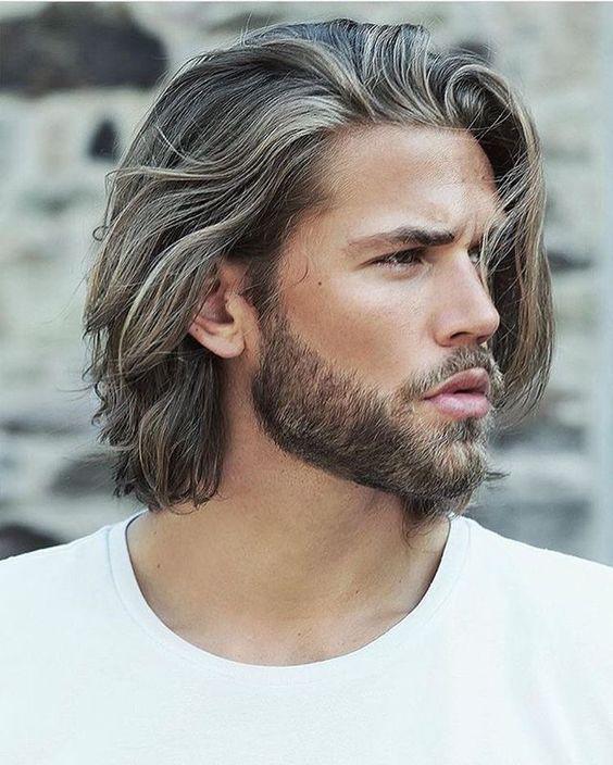 Style Hair Man: De Beste Haarstijlen Voor Mannen Met Halflang Haar