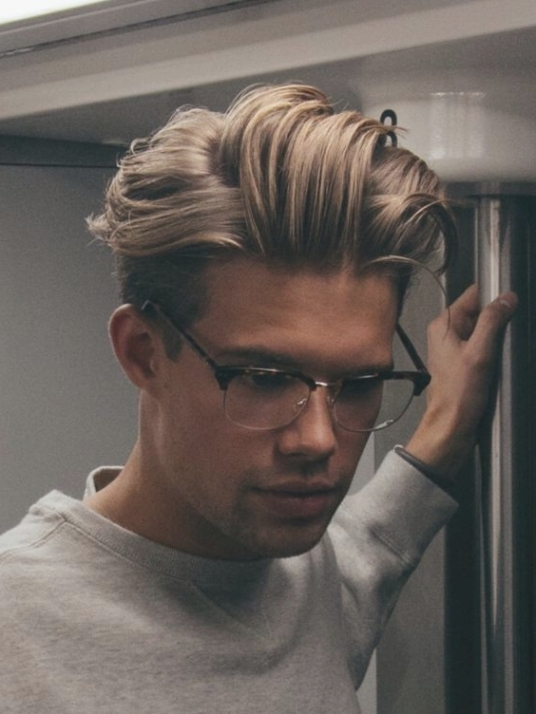 Uitzonderlijk De beste haarstijlen voor mannen met halflang haar | MAN MAN #ZB92