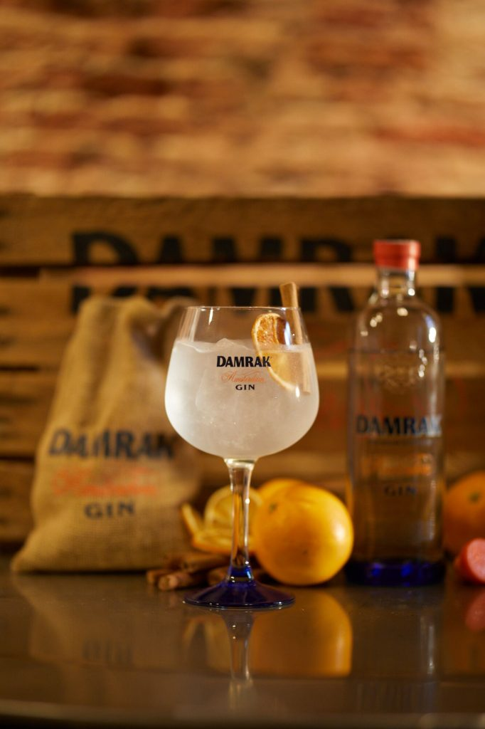 de beste gin recepten met damrak gin MAN-MAN