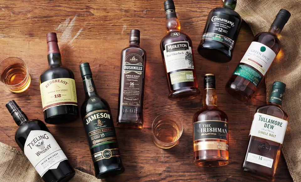 dit is wat je favoriete whisky over je zegt MAN-MAN
