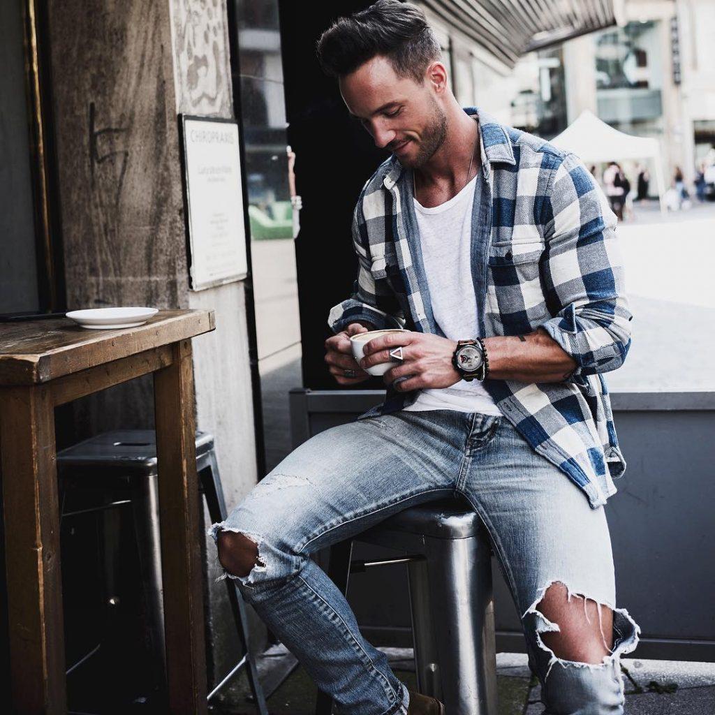 koffie drinken is goed voor je MAN-MAN