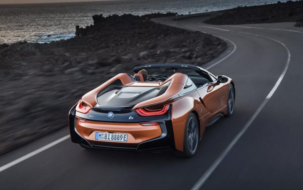 nieuwe 2019 bmw i8 roadster MAN-MAN