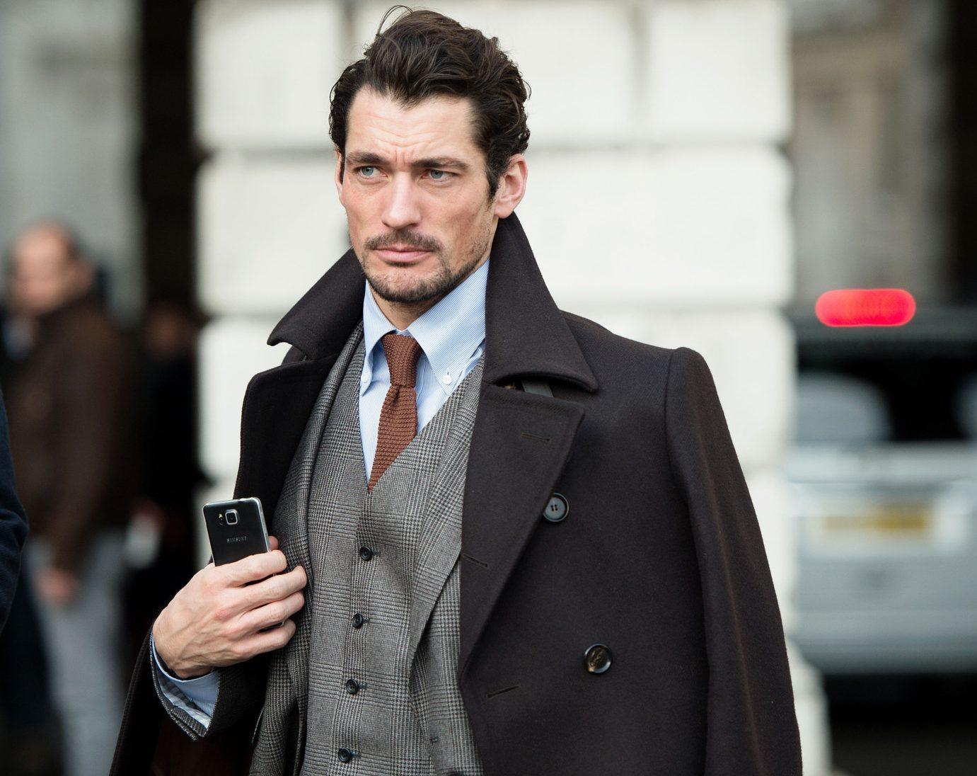 David Gandy coat
