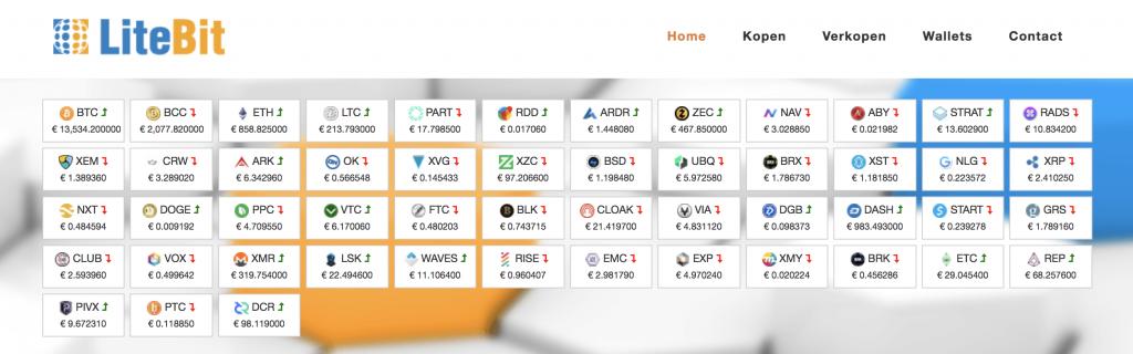 Wat zijn Bitcoins, Altcoins en Tokens? MAN-MAN