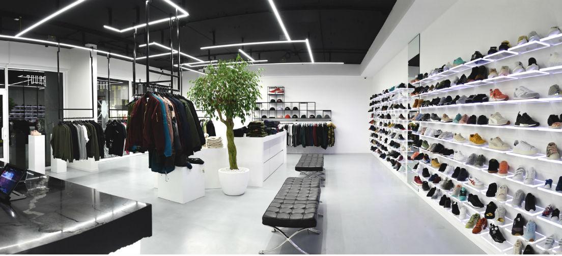 4722801f836 Sneaker winkels: de 10 tofste shops in 10 verschillende steden