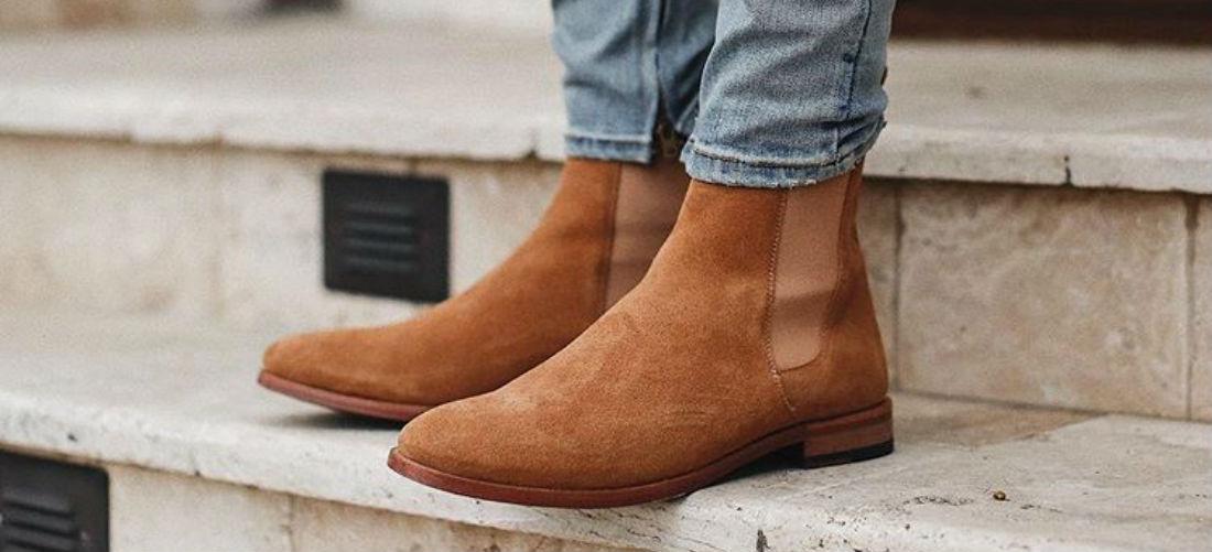 Zo rock je Chelsea Boots in verschillende looks | MAN MAN