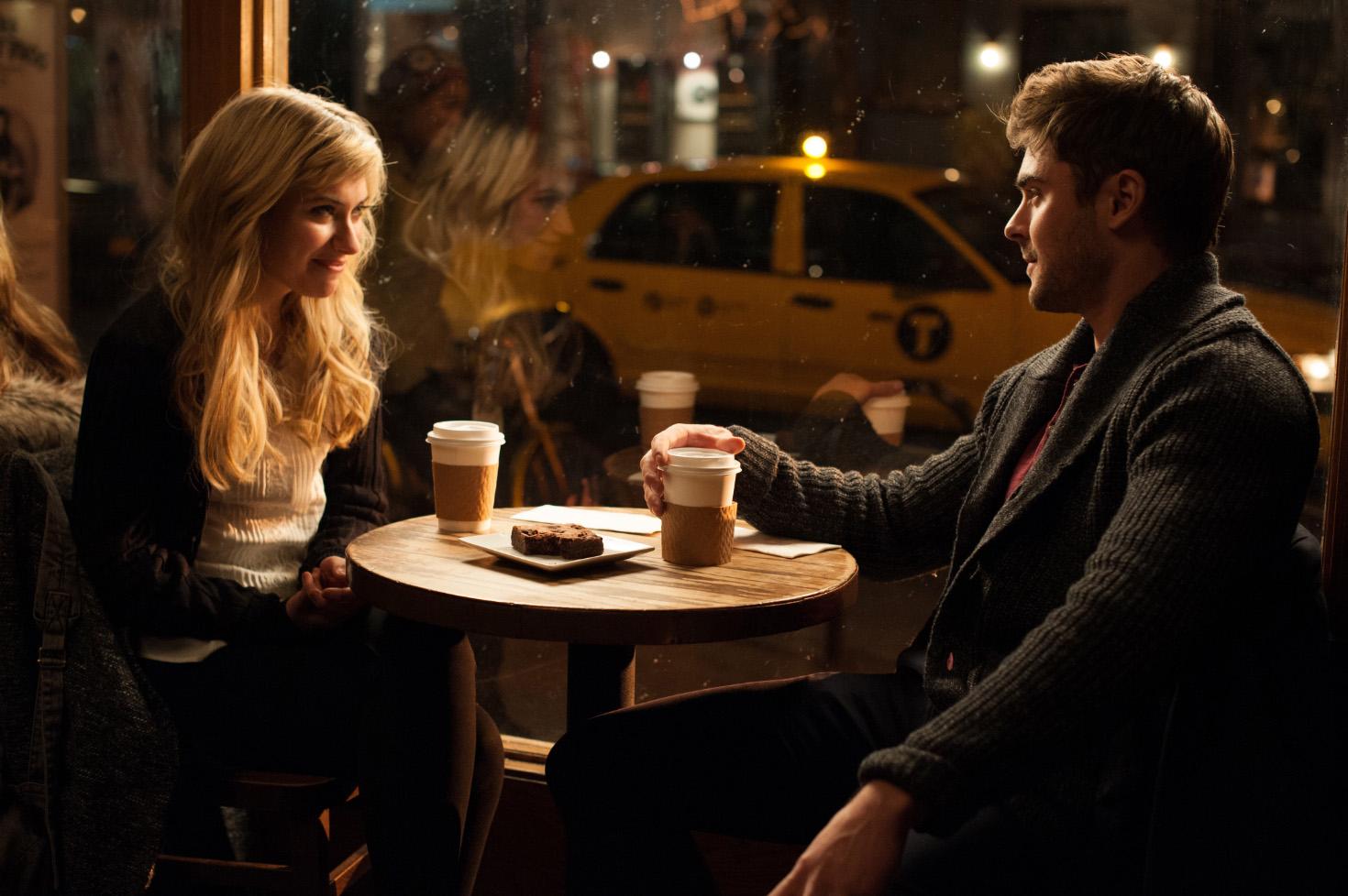 Flirten tweede date
