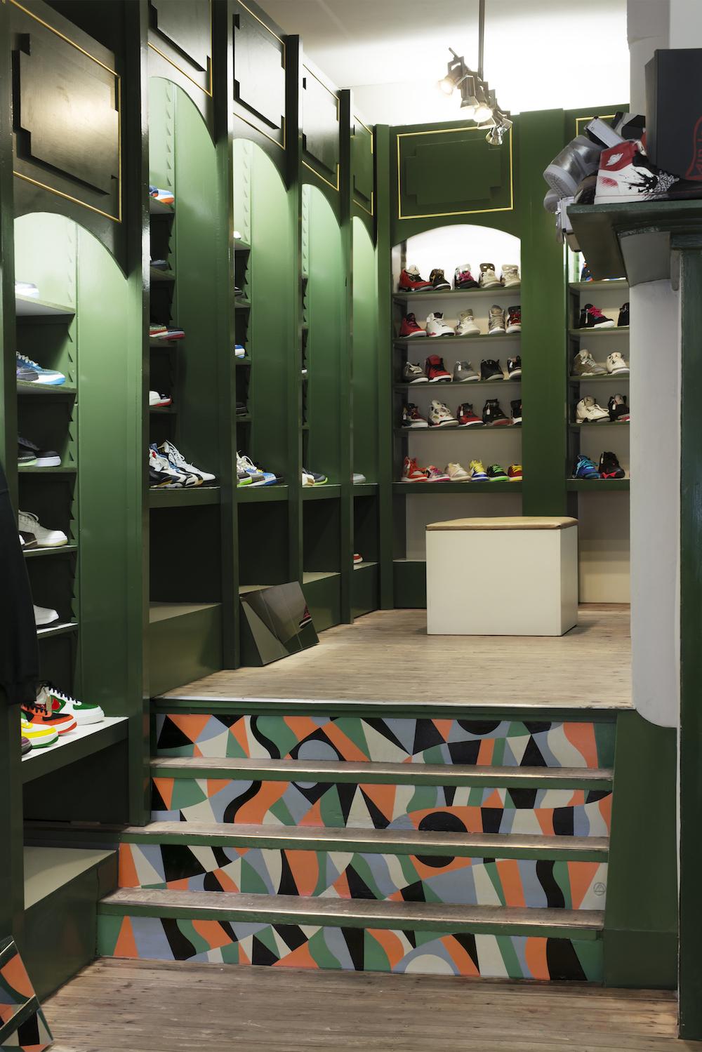 Sneaker winkel MAN MAN