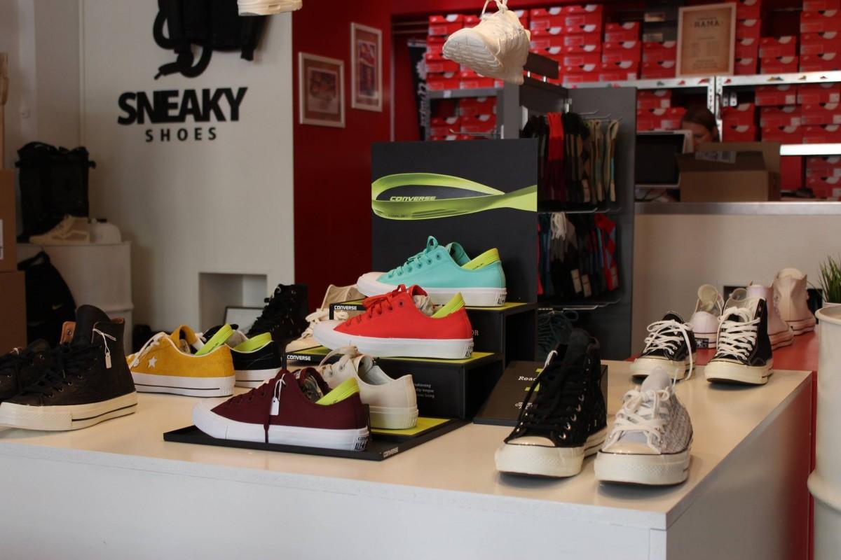 Sneaker Winkels MAN MAN