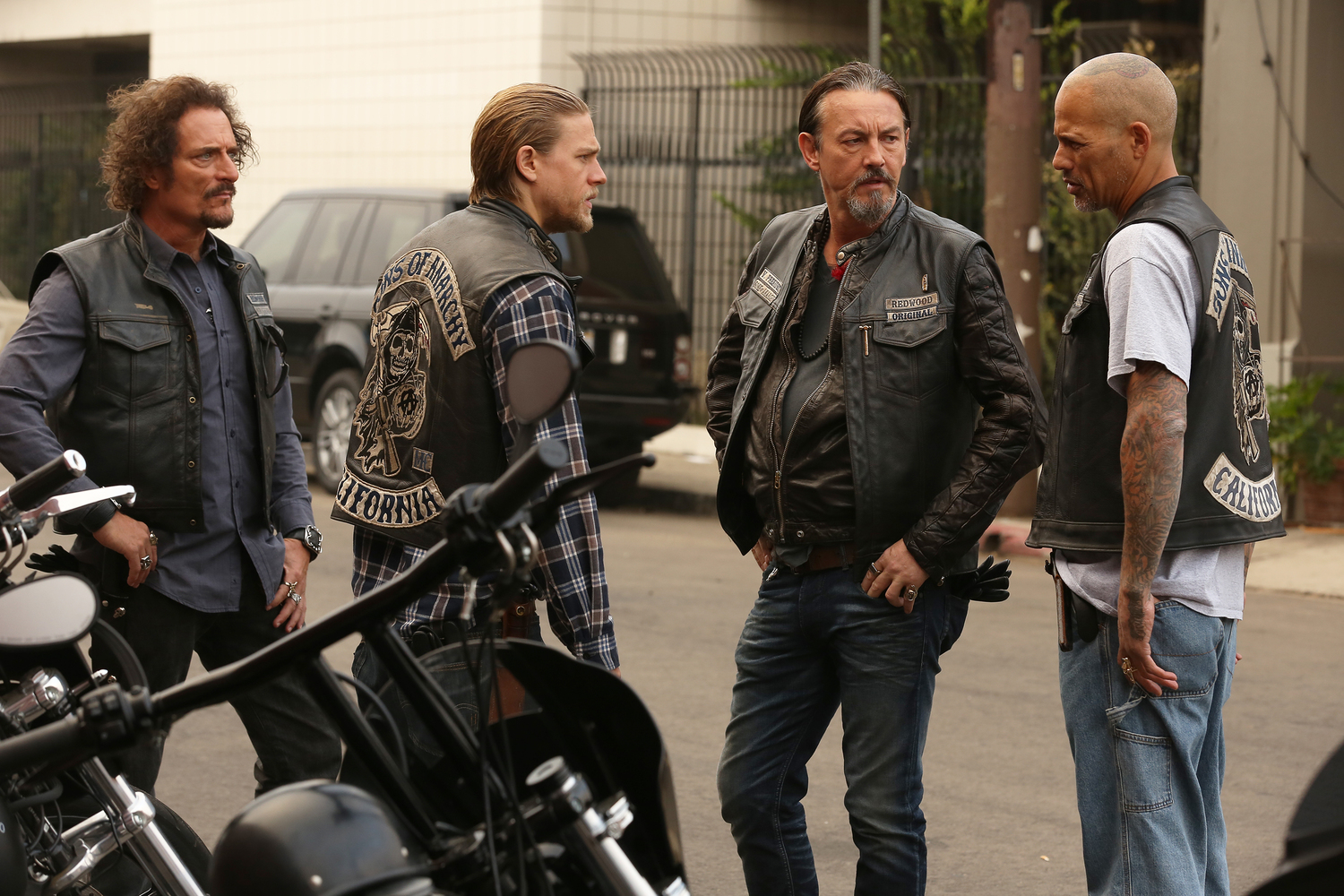 SONS OF ANARCHY man mn