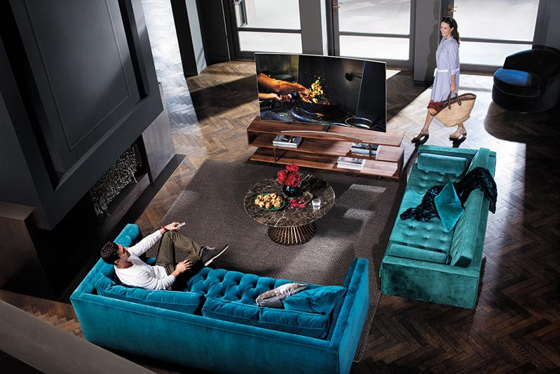 waarom de tv het minst mooie object van je interieur is MAN-MAN