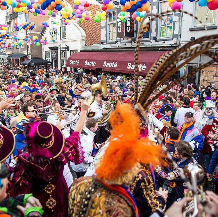 steden carnaval MAN MAN