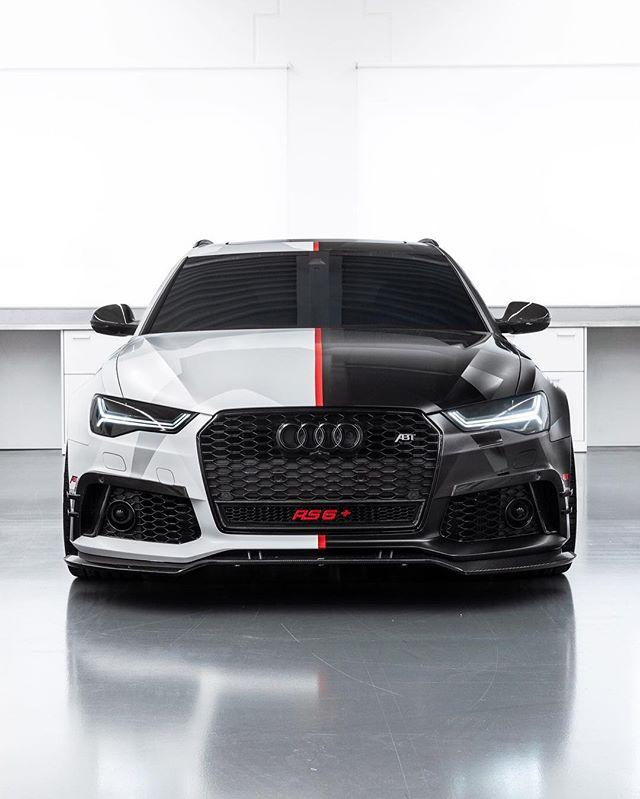 Dit Is De Nieuwe Black & White Audi RS6 Van Jon Olsson