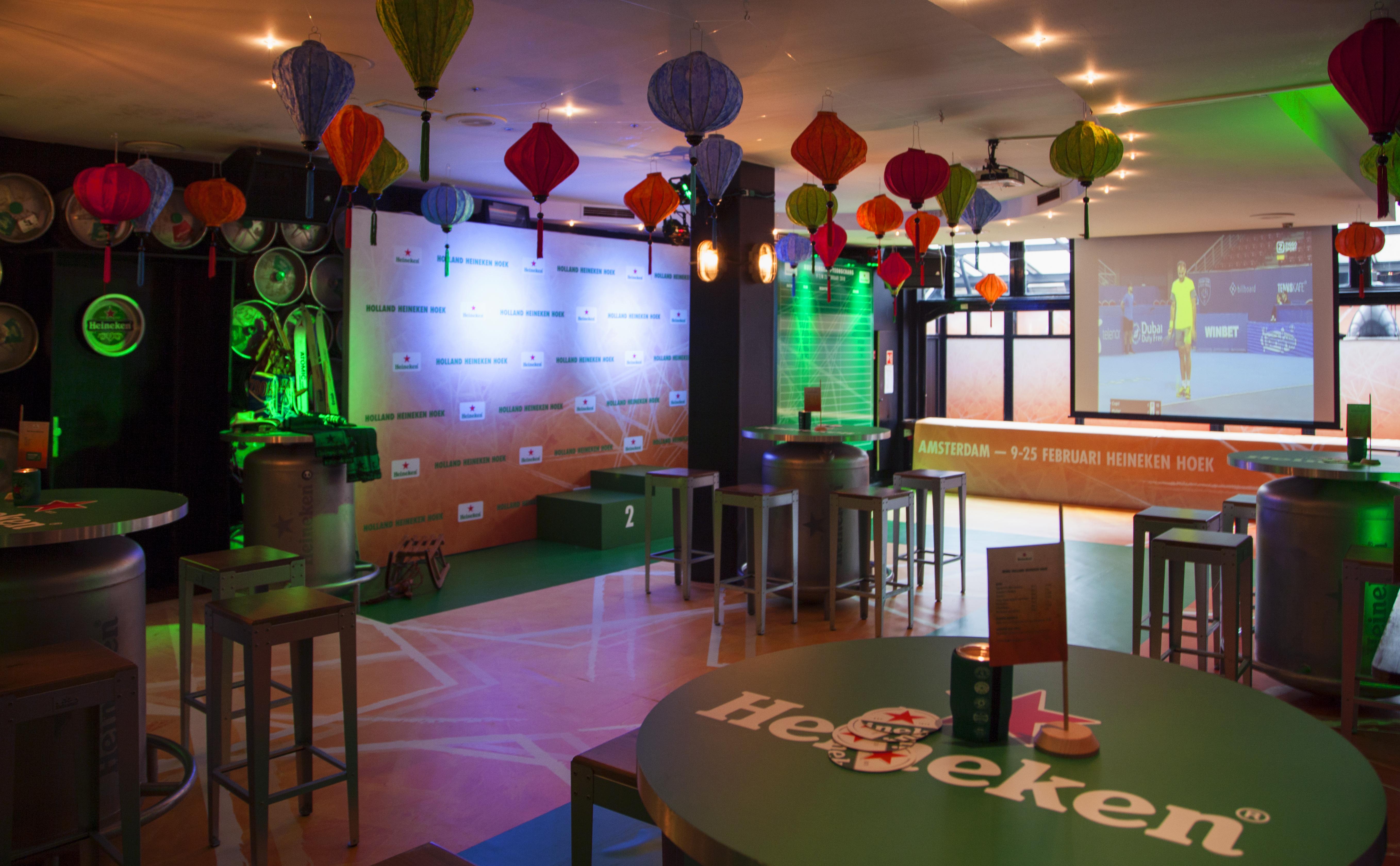 Holland Heineken hoek 2