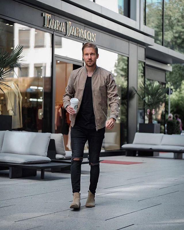 Streetstyle look MAN MAN 1