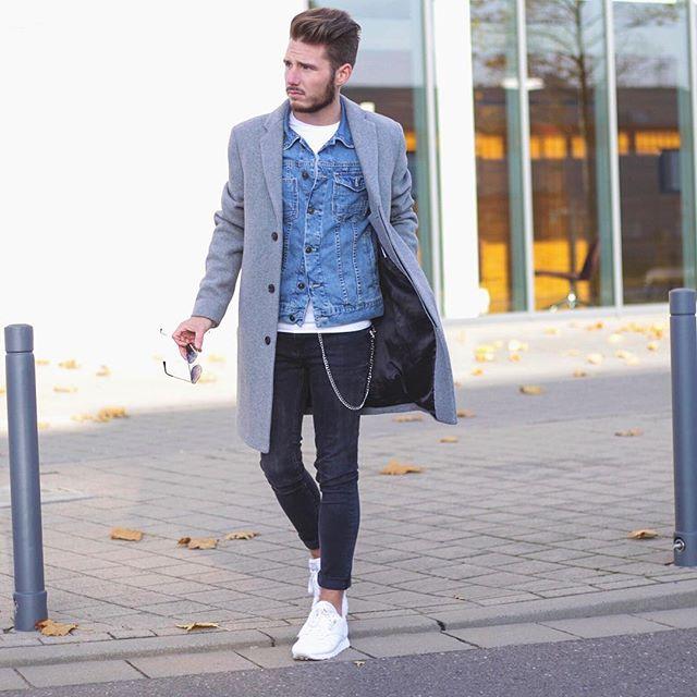 Streetstyle look MAN MAN 2