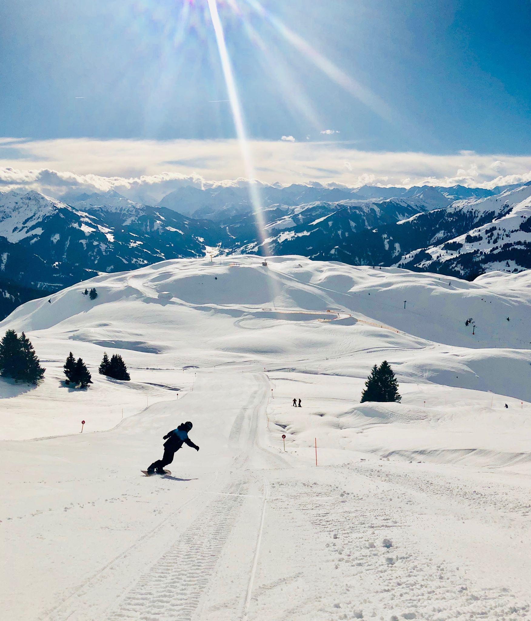 Wintersportgebieden man man 01
