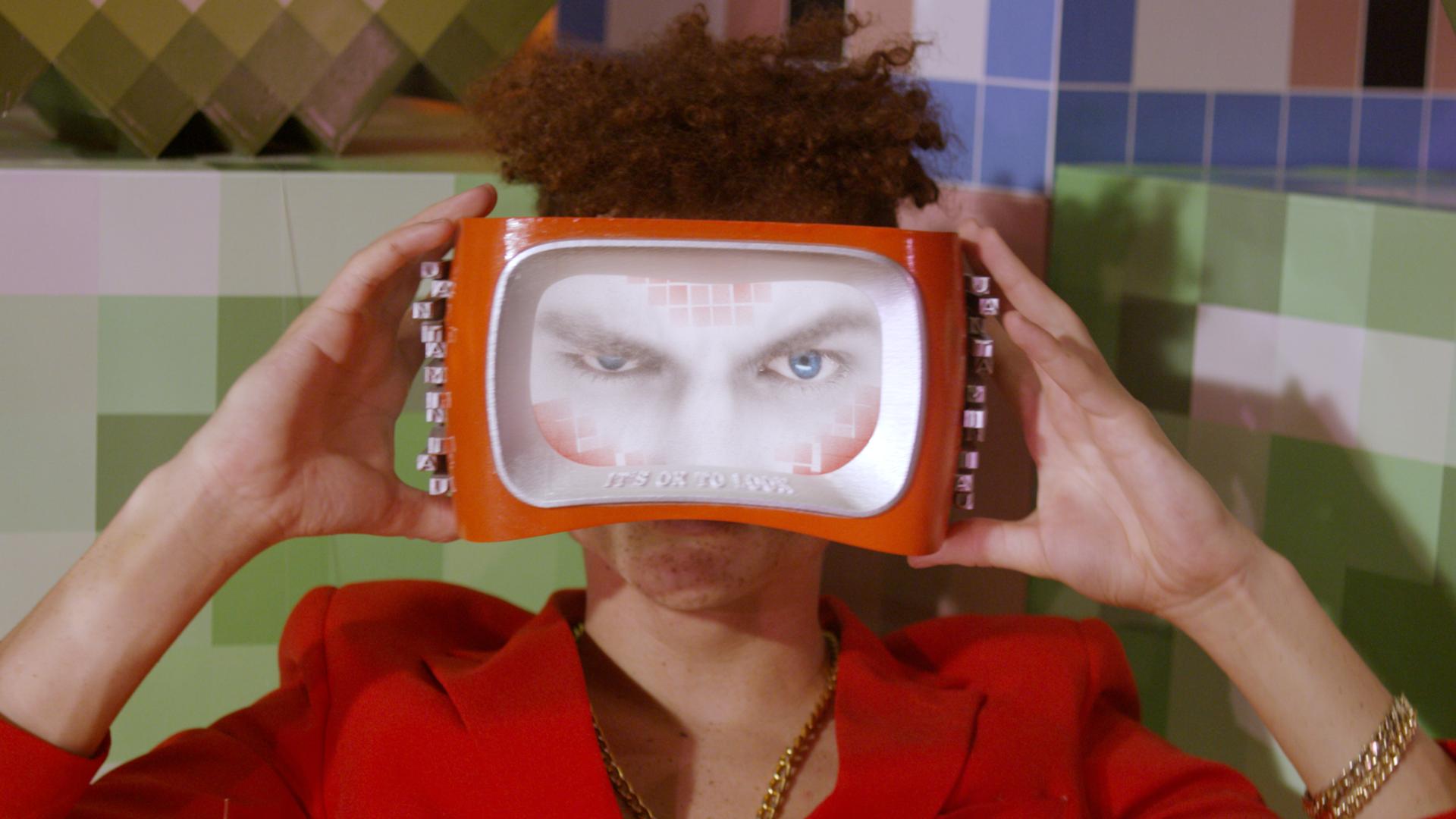 VR bril MAN MAN