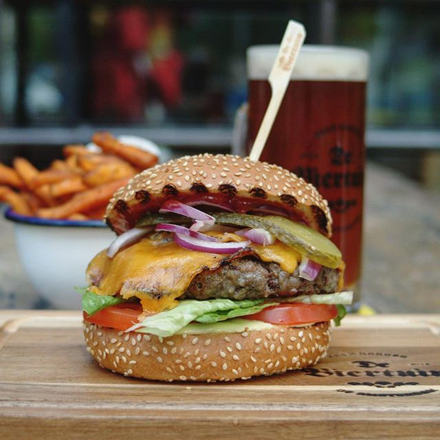 Burgers Amsterdam MAN MAN