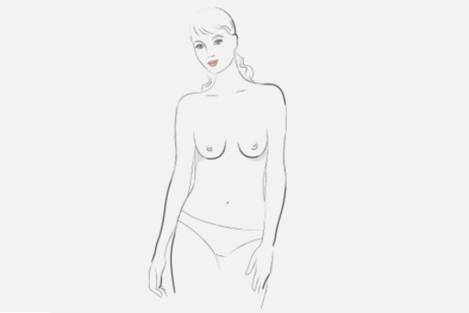 slanke borsten