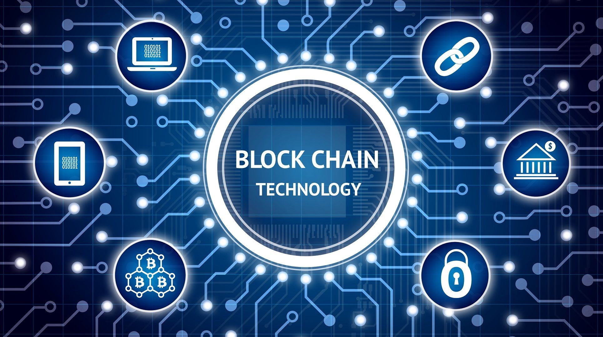 Blockchain MAN MAN